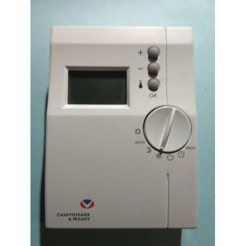 thermostat chaffoteaux et maury pas cher achat vente. Black Bedroom Furniture Sets. Home Design Ideas