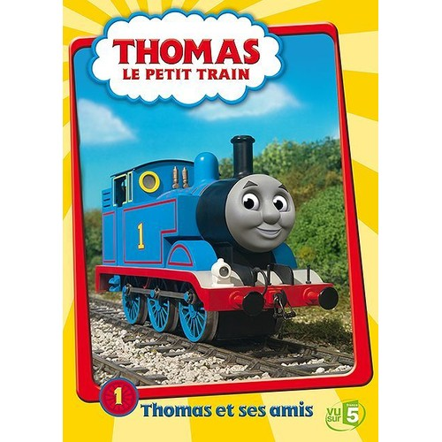Thomas le petit train 1 thomas et ses amis dvd zone 2 - Train thomas et ses amis ...