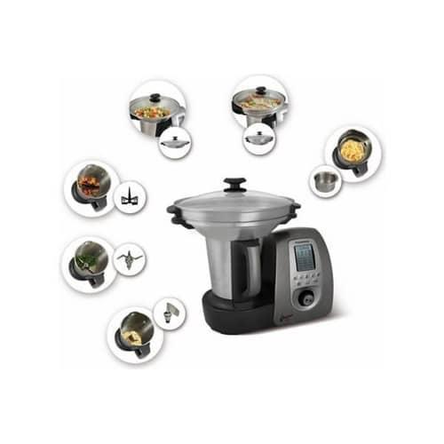Achetez thomson geni mix pro robot multifonction au meilleur prix sur priceminister rakuten - Robot cuiseur geni mix pro thomson ...