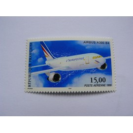 Timbre Aviation, Airbus A 300-B4 N� 63 Neuf ++