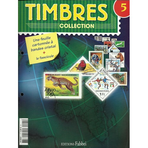 big sale 979ca 64030 timbres-collection-n-5-revue-1052834146 L.jpg