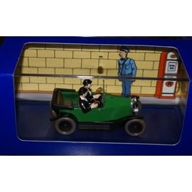 Tintin Citroen Torpedo 5 Cv Tintin Au Pays De L Or Noir
