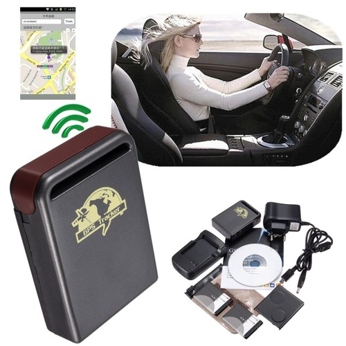 tk102 r el temps mini traceur gps gprs gsm pr voiture moto auto. Black Bedroom Furniture Sets. Home Design Ideas