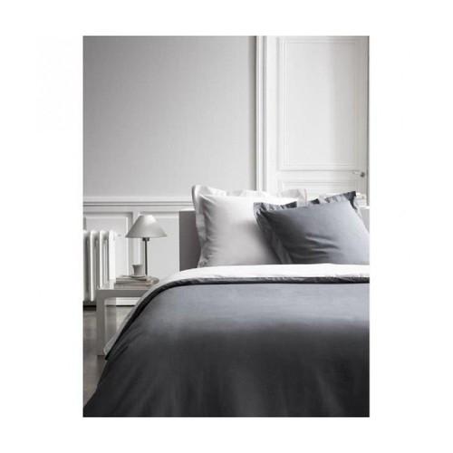 today parure de couette premium percale bicolore 1 housse de couette 220x240 cm 2 taies. Black Bedroom Furniture Sets. Home Design Ideas