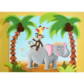 Toile acrylique pour enfant neuf et d 39 occasion for Toile pour chambre enfant