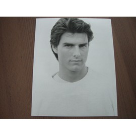 Tom Cruise 20 X 25 Cm