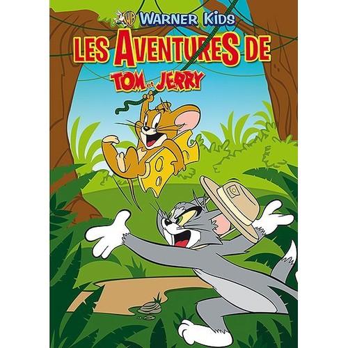 Tom et jerry les aventures de tom et jerry dvd zone 2 - De tom et jerry ...