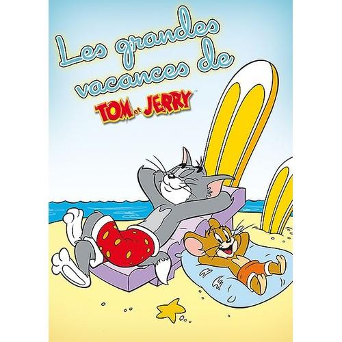 Tom et jerry les grandes vacances de tom et jerry dvd - De tom et jerry ...