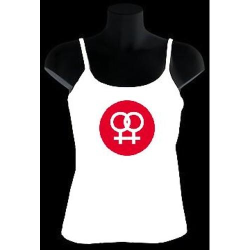 af85cb9e5a1e top-superbe-tee-shirt-top-debardeur-femme-de-qualite-motif-panneau-une-femme -avec-une-femme-lesbienne-guine-taille-unique-pret-a-porter-852557080 L.jpg