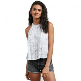 Mix Top Volcom Femme White Lot A Star MzpLqUVGS
