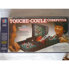 Touch� Coul� Computer - Bataille Navale �lectronique
