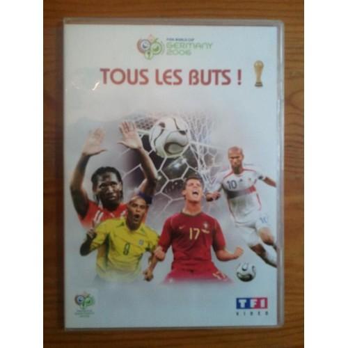 Coupe du monde 2006 tous les buts dvd zone 2 - Tous les buts de la coupe du monde 2006 ...