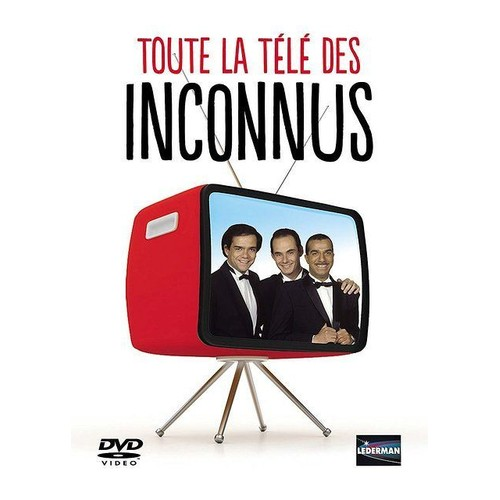 les inconnus toute la t l des inconnus dvd zone 2 priceminister rakuten. Black Bedroom Furniture Sets. Home Design Ideas