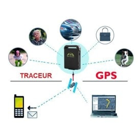 traceur gps portable t l secours sos et micro espion gsm pas cher. Black Bedroom Furniture Sets. Home Design Ideas