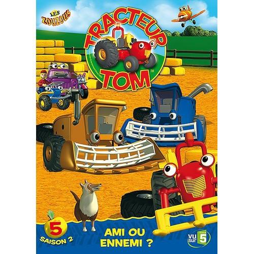 Tracteur tom saison 2 5 ami ou ennemi dvd zone 2 - Tracteure tom ...
