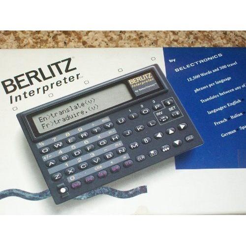 traducteur berlitz