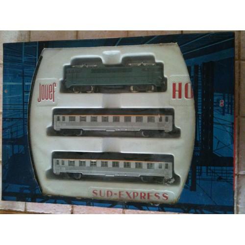 train lectrique jouef ho sud express ref m751e neuf et d 39 occasion. Black Bedroom Furniture Sets. Home Design Ideas