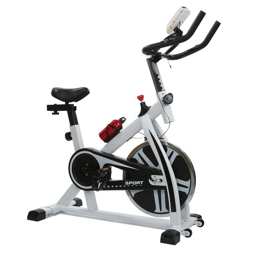 trainer vlo blancnoir dappartement vlo en forme bike vlo elliptique indoor intrieur