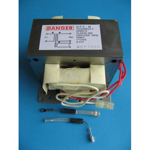 transformateur pour four micro ondes moulinex 5938033 5933050. Black Bedroom Furniture Sets. Home Design Ideas