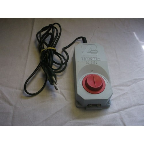 Transformateur type t25 e 50 2052 50 60 hz 220 volts 12 - Transformateur 220 12 volts continu ...