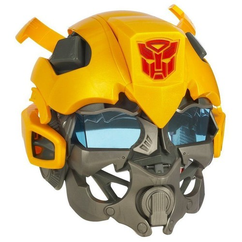 transformers 2 figurine robot casque electrique bumblebee voice mixer bumblebee hasbro. Black Bedroom Furniture Sets. Home Design Ideas