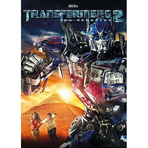 transformers 2 la revanche en dvd ou blu ray pas cher ou d 39 occasion sur priceminister. Black Bedroom Furniture Sets. Home Design Ideas