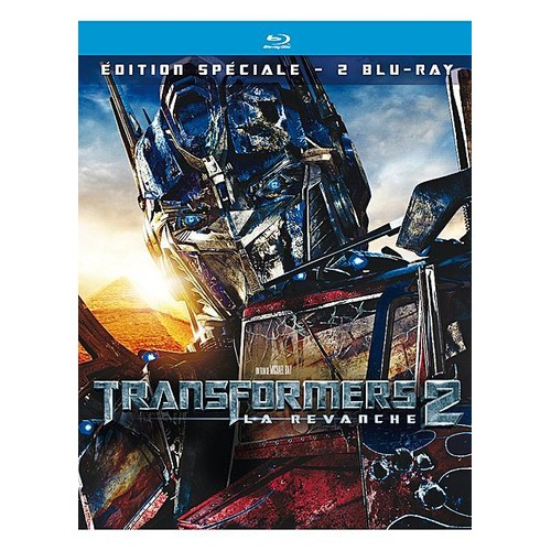 transformers 2 la revanche dition sp ciale blu ray. Black Bedroom Furniture Sets. Home Design Ideas