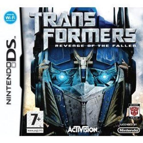 Transformers - Autobots - Achat vente de Jeu Nintendo DS - Rakuten