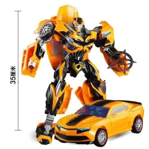 transformers la revanche autobot bumblebee sam human alliance figurines d 39 action robots. Black Bedroom Furniture Sets. Home Design Ideas