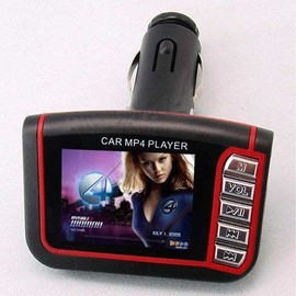 Transmetteur Fm Transmitter Audio / Vid�o Mp3 Mp4 Usb