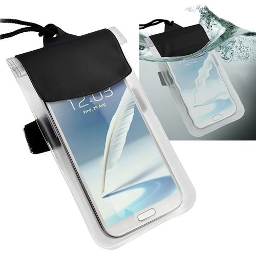 Transparent housse etanche waterproof pour motorola razr for Housse photo etanche