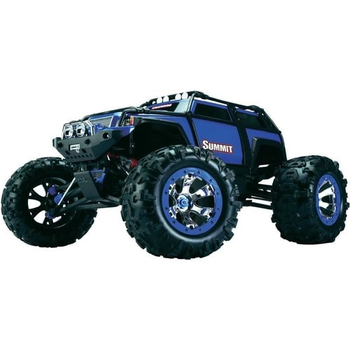 Traxxas Summit 1:8 Monstertruck Électrique De Modélisme 4