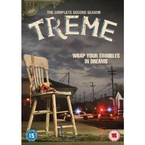 Treme saison 2 complete second season inclus version - Code avantage aroma zone frais de port ...