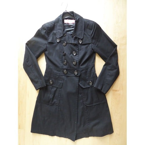 quality design e47b7 b7e2f trench-noir-morgan-taille-40-1079680467 L.jpg