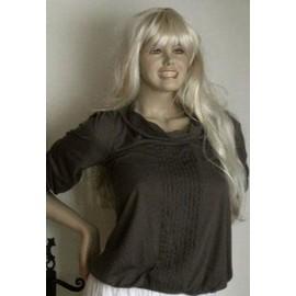 Tr�s Joli Top T Shirt Colori Marron Kaki In Extenso Taille M