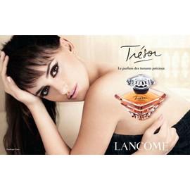 Tr�sor De Lanc�me Avec Pen�lope Cruz - Publicit� De Parfum - Lanc10