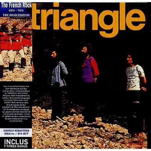 triangle 2 me album triangle achat vente de cd album rakuten. Black Bedroom Furniture Sets. Home Design Ideas