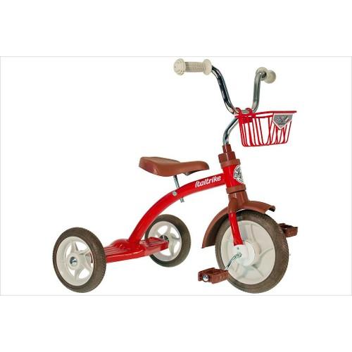 tricycle retro en metal rouge L