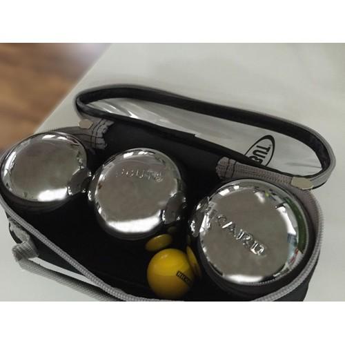 Triplette boules de p tanque ricard neuf et d 39 occasion for Prix boules de petanque