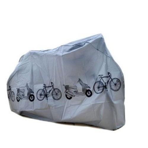 b che grise d 39 ext rieur pour moto v lo r sistante aux intemp ries. Black Bedroom Furniture Sets. Home Design Ideas