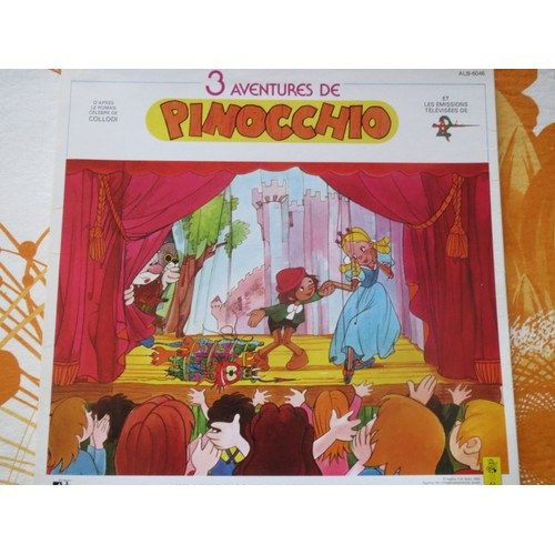 """"""" Pinocchio """" D'après Le Roman De"""