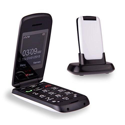 2c4e8ddc14478 Ttfone Star Tt300 Téléphone Portable Débloqué 2g Ecran  2 Pouces - 1 Mo -  Simple Sim Blanc