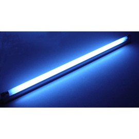 tube fluorescent t4 g5 spectre bleu reglette aluminium pas. Black Bedroom Furniture Sets. Home Design Ideas
