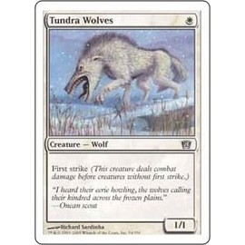 Tundra Wolves Eighth Edition 8th Edition Vo