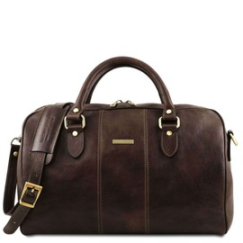 Tuscany Leather - sacs de voyage en cuir - Marron foncé 1ZR0ZWLjlc