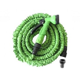tuyau d 39 arrosage extensible 30 m canada green pistolet 7 fonctions. Black Bedroom Furniture Sets. Home Design Ideas