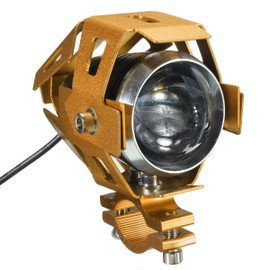 Brouillard À U5 PhareCommutateurClé Conduite Molette Or 30w Cree Tête Led Lumière Moto Lampe 0knwOP8