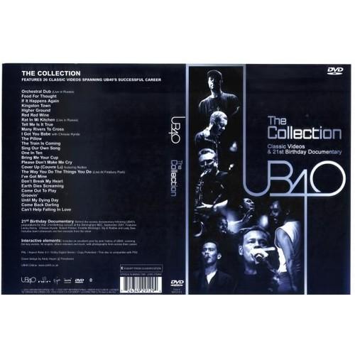 Ub 40 the collection de dep dvd zone all - Code avantage aroma zone frais de port ...