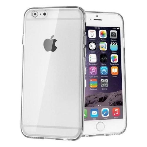 coque iphone 8 plus ultra slim transparente