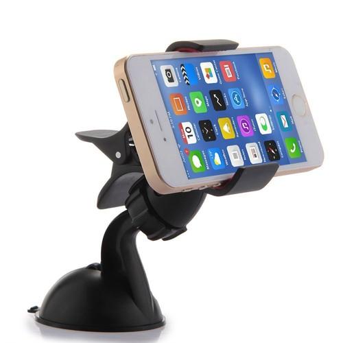 universal 360 degr s de rotation de pare brise support voiture support support pour iphone 360. Black Bedroom Furniture Sets. Home Design Ideas